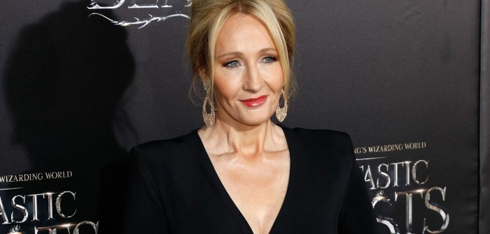 """NEW YORK, NY - NOVEMBER 10:  Author J.K. Rowling attends the premiere of """"Fantastic Beasts and Where to Find Them"""" at Alice Tully Hall, Lincoln Center on November 10, 2016 in New York City.  (Photo by Taylor Hill/FilmMagic)"""