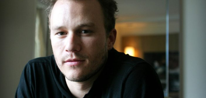 SYDNEY, AUSTRALIA - JANUARY 13:  (EUROPE AND AUSTRALASIA OUT) Australian actor Heath Ledger promotes Brokeback Mountain at the Park Hyatt on January 13, 2006 in Sydney, Australia. (Photo by Sarah Rhodes/Newspix/Getty Images)