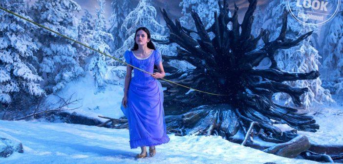 THE NUTCRACKER AND THE FOUR REALMSMackenzie Foy as Clara
