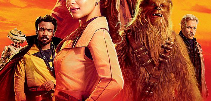 HAN SOLO – UMA HISTÓRIA STAR WARS :: Disney divulga novos posteres com o elenco