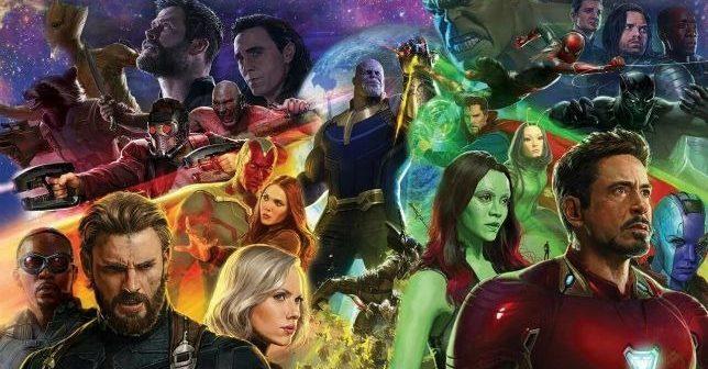 VINGADORES: GUERRA INFINITA :: Marvel anuncia novo trailer nesta sexta (16)