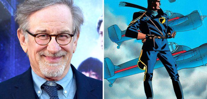 FALCÃO NEGRO :: Steven Spielberg se une a DC e pode ser o produtor do longa