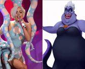 A PEQUENA SEREIA :: Lady Gaga pode viver Úrsula em versão live-action