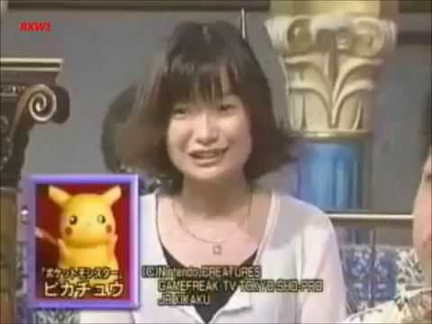 pokemon-Ikue Otani