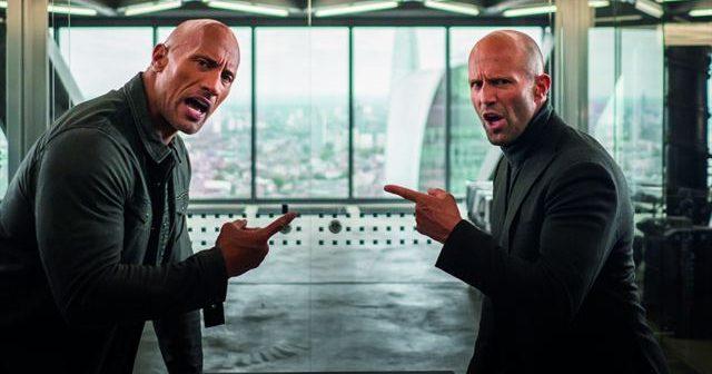 HOBBS & SHAW :: The Rock confirma produção de sequência