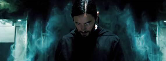 MORBIUS :: Confirmado ligação do filme com MCU em primeiro trailer. Confira!