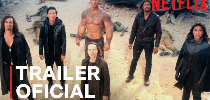 THE UMBRELLA ACADEMY :: Personagens voltam no passado em novo trailer