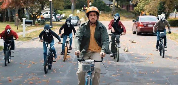 O HALLOWEEN DO HUBIE :: Adam Sandler quer salvar o Halloween em novo trailer de filme da Netflix