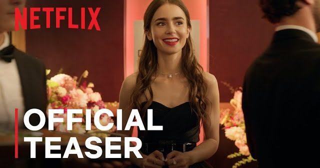 EMILY EM PARIS :: Moda e muito romance em trailer da nova série da Netflix