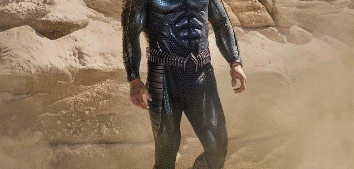 AQUAMAN 2 :: Jason Momoa revela novos trajes do herói para sequencia