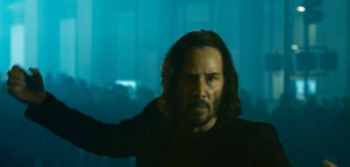 MATRIX: RESURRECTIONS :: Experiência interativa anuncia trailer para quinta (9) e novas imagens